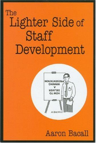 Download The Lighter Side of Staff Development