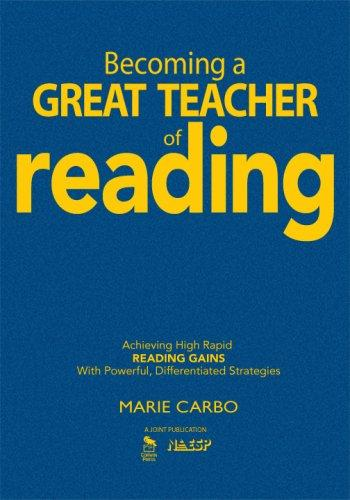 Becoming a Great Teacher of Reading