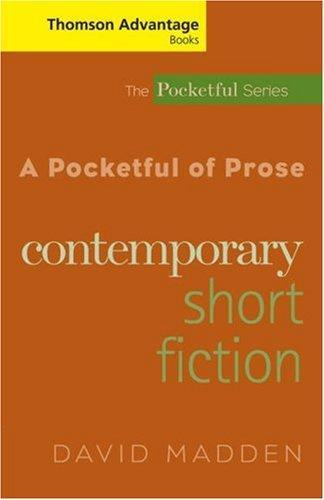 Thomson Advantage Books: A Pocketful of Prose