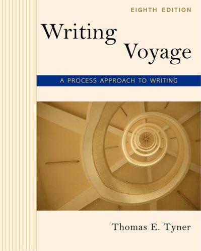 Download Writing Voyage