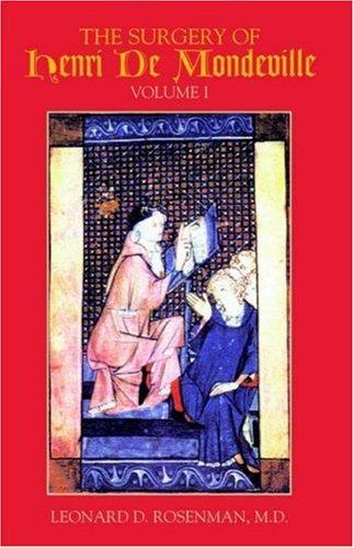 Download The Surgery of Henri De Mondeville